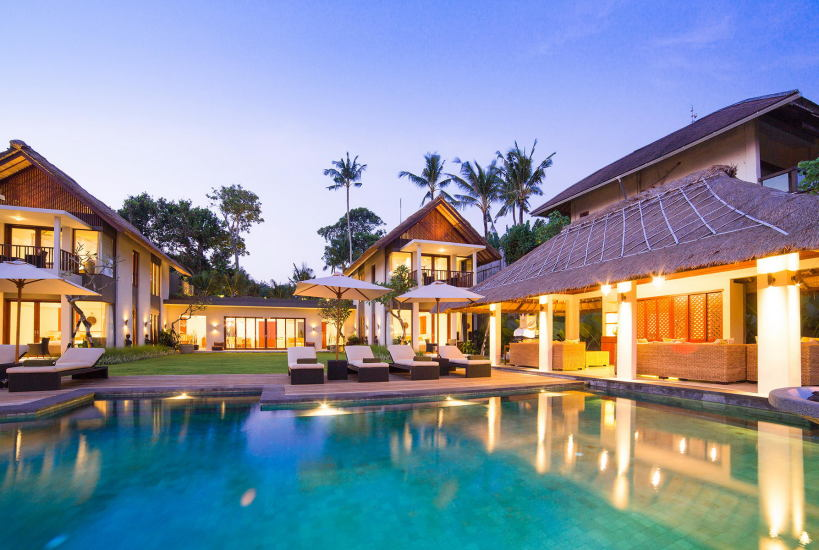 Seseh Beach Villa